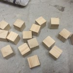【子供のおもちゃをDIY】木のパズルを作ろう! 第一回 キューブのカット