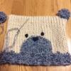 【毛糸でクマの帽子をDIY】お気に召さない? こいつぁ、くまったぜ。