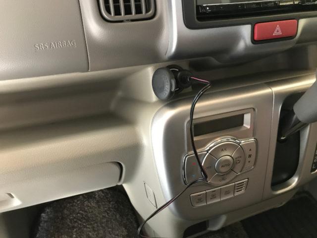 シガー電源を接続